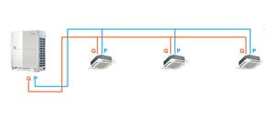 Non-polarity Communication Wiring