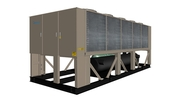 Chillers with screw compressors, air-cooled, without hydronic series Hydronic Power