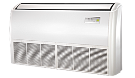 Commercial air-conditioners.Freon. Indoor VRF. Ceiling Floor