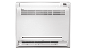 Midea Commercial air-conditioners.Freon. Indoor VRF. Console