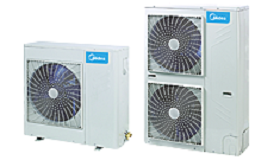 Commercial air-conditioners. DX-system. Outdoor units. Mini-Systems DC-Inverter 8-16 kW