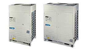 Commercial air-conditioners. DX-system. Outdoor units. Systems DC-Inverter 25-50 kW