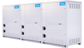 Midea Water-cooled heat exchanger systems
