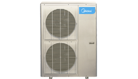Commercial air-conditioners. Hydronic systems. Air-cooled. Aqua Mini 5-17 kW Series