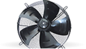Commercial air-conditioners. Ventilation systems. Fans