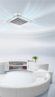 Midea Solutions for an Offices